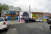 Welling Court Mural Project - Astoria, Queens, NYC (SomePhotosTakenByMe) Tags: panther blackpanther tier animal auto car usa urlaub vacation holiday nyc newyork newyorkcity america amerika queens astoria mural wandbild kunst art graffiti wellingcourt wellingcourtmuralproject muralproject outdoor stopstaringatthescreen wall mauer sprayitdontsayit weareone zehpalito palito w3rc onelamador amador onelnyc onel