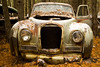 Grounded (cjb_photography) Tags: car junkyard mcleansautowreckers miltonon rust