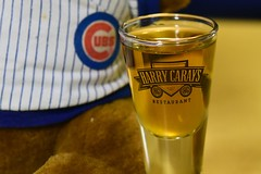 Shot Glass from Harry Caray's (slgckgc) Tags: shotglass