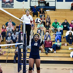 BHS Varsity Volleyball vs Summerville playoffs 11/1/16