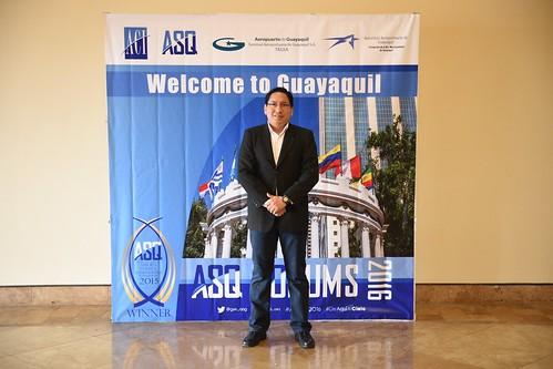 ASQ Forum Guayaquil 2016
