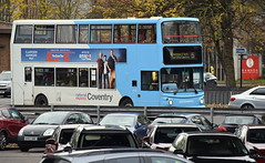 4212 at Coventry Ring Road Junction 7 (paulburr73) Tags: 4212 coventry nxc y819toh nationalexpress midlands november 2016 ringroad ringway adl dennis trident alx400 h4728f alexander street road junction roundabout motorcars cars bus doubledecker flyover arenapark tilehillsouth service5 urban city citycentre westmidlands junction7 vehicles croftroad butts a4053 sponend