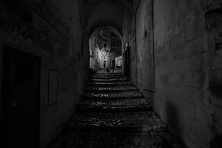 Matera - The night