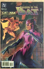 Shadow of the Bat #44 (sheriffdan10) Tags: shadowofthebat batman dc dccomics comicbooks superhero superheroine cover covers magazine sciencefiction