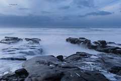 (rainbow wasabi) Tags: rocks ocean landscape seascape nature oregon coast yachats pacific northwest usa america winter outdoor water sea coastline shoreline
