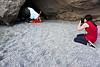 Ballerina a mare (pinomangione) Tags: pinomangione tropea fotografi mare rosso spiaggia allaperto ballerina