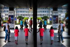 find the difference (Zlatko Vickovic) Tags: street streetphotography color novisad srbija serbia vojvodina zlatko vickovic lightandshadow shadow urban city streetcolor people zlatkovickovicphotography