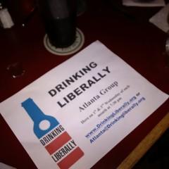 DrinkingLiberally