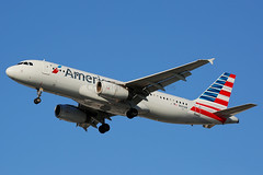 American Airlines Airbus A320-232 N601AW (Mark Harris photography) Tags: spotting aircraft plane aviation atlanta atl canon 5d airbus