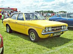 387 Ford Cortina Mk.III 2000GXL (1972) (robertknight16) Tags: ford british 1970s cortina taunus copp luton jmo102k
