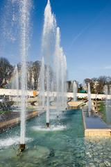 2014_03_Promenade a Paris bord de Seine 119.jpg (christian.auguet) Tags: photospecs trocadero france imagetype iledefrance paris vuegnrale jetdeau paysage