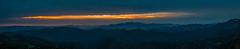 Hole in the Sky (Ash and Debris) Tags: view hole landscape sunset nature himalaya mountains himalayas shimla evening clouds lights panoram blue beautiful india sky sunlight light mountain dusk