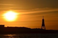 Cuxhaven (didibild) Tags: sonnenuntergang himmel farben dmmerung