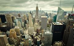 Atop the Rock (Powellesk) Tags: topoftherock nyc new york newyork manhattan powellesk