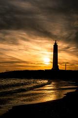 PB230253 (omj11) Tags: coucherdesoleil mer soleil la couronne