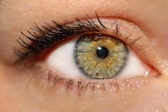 Galaxy (Rickydavid) Tags: macro eye occhio iris iride galaxy galassia tatiana