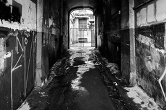 () Tags:  inspiration provoke grain vignette blackandwhite monochrome   black romantism gothic   red  wall   ghost   doors  gift  horizon   street  surreal intriguing  life architecture text door texture   mist water