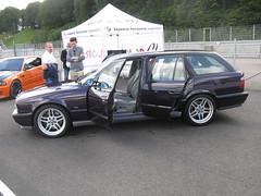 BMW M5 Touring Individual E34 (nakhon100) Tags: cars wagon estate bmw m5 touring stationwagon e34 5series 5er