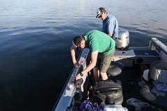 In the slot??? (Rob Kunz) Tags: lake water recreation kunz sportsrecreation