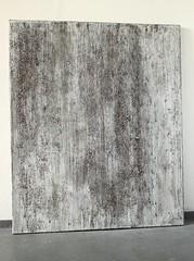 Bild_1687_crusta_130_110_4_cm_mixed_media_on_canvas_2015_studio_view (ART_HETART) Tags: brown abstract art texture modern painting grey contemporary mi
