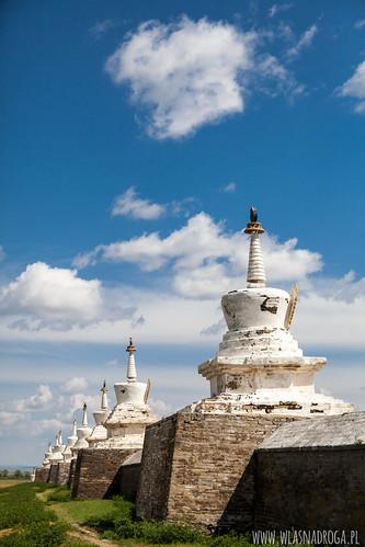 Klasztor lamajski Erdenedzuu Chijd