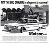 1960 Meteor Montcalm Four-Door Sedan (aldenjewell) Tags: door canada sedan four newspaper ad meteor 1960 montcalm