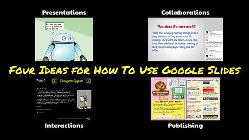 GAFE Summit Session Description For Some Google Slides