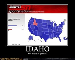 IDAHO (Chikkenburger) Tags: posters memes demotivational cheezburger workharder memebase verydemotivational notsmarter chikkenburger