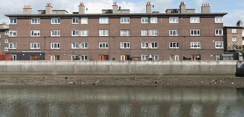 DUBLIN DOCKLANDS AREA [21 SEPTEMBER 2015] REF-10805474