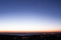 Venus (Adjil12) Tags: sunrise washington venus unitedstates bankslake couleecity