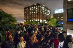 Web moongazing crowd (mtschappat@verizon.net) Tags: nyc eclipse high sony line software nik iv moongazing rx100