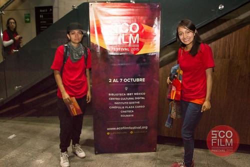 Centro Cultural Estela de Luz - Ecofilm 2015 91