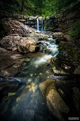 Waters of Apennines (Fabrizio Dei Tos) Tags: italy mountains water forest montagne waterfall nikon rocks eau italia cascade italie fort cours appennino d800 apennin