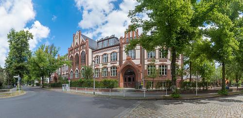 Friedrich-Schiller-Grundschule Foto: Ole Bader