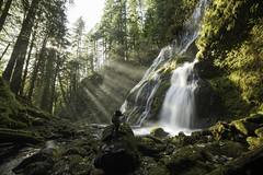 Panther Creek Falls (Justin Knott) Tags: