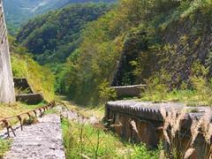 Abandoned funicular (elminium) Tags: mountain japan ruin akagi gunma funicular dmcg1