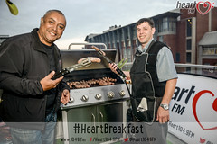 Heart Breakfast Braai with Checkers