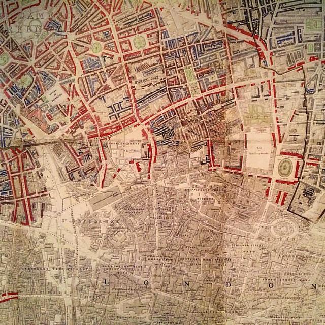 Booth Maps @museumoflondon #lsblog