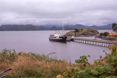 MV Uchuck (John M Poltrack) Tags: canada ice digital island technology britishcolumbia places columbia international british imaging scanning nootka nootkaisland digitalicescanning