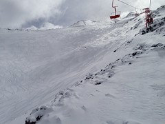 Bowl around Huemul (A. Wee) Tags: chile ski bowl snowboard chillan    huemul nevadosdechillan