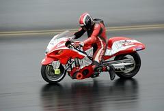 Problem (Fast an' Bulbous) Tags: santa autumn england bike race speed drag pod nikon october track cloudy gimp fast turbo strip motorcycle biker suzuki motorsport acceleration d7100