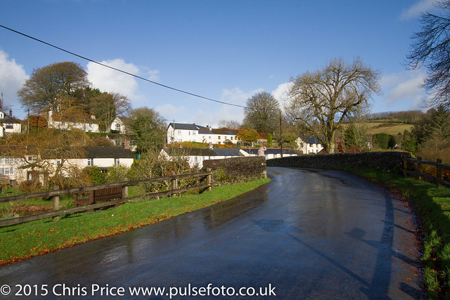 Landacre, Exmoor