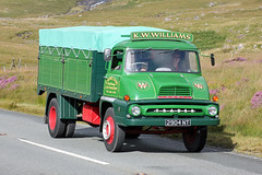TV011550-Heart of Wales. (day 192) Tags: ford thames truck wagon lorry snowdonia now trader lorries roadrun transportshow vintagelorry heartofwales a4086 transportrally fordthamestrader classiclorry preservedlorry gwyneed heartofwalesroadrun 2904nt kwwilliams