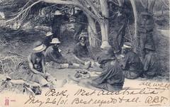 WESTERN AUSTRALIA ABORIGINES - 1901 (Aussie~mobs) Tags: aborigine westernaustralia 1901 native indigenous aussiemobs