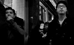 Untitled (Clive Richards) Tags: leica panasonic monochrome noir chinatown london bw blackandwhite lumix lx7