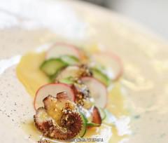 Momiji cocina japonesa (pulp aemono) (MaxiKohan) Tags: food cooking valencia cuisine japanese restaurant comida momiji pulp pulpo japanesecuisine mercadodecolón aemono cocinajaponesa maxikohanphotography