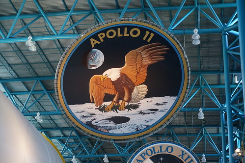 "Apollo 11 Patch • <a style=""font-size:0.8em;"" href=""http://www.flickr.com/photos/28558260@N04/22799820055/"" target=""_blank"">View on Flickr</a>"