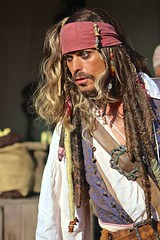Where's the rum? (jordanhall81) Tags: world show park face look jack orlando florida live character pirates magic kingdom disney resort sparrow pirate captain theme caribbean rum wdw walt performer mk tutorial alike adventureland the potc of