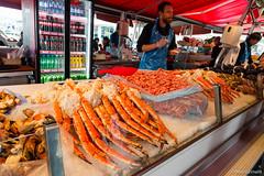 Crabs (Mauro Grimaldi) Tags: cruise fish norway market norwegen crab northsea lobster bergen scandinavia fishmarket norvegia scandinavian msc maredelnord msccrociere msccruise crocieranordeuropa