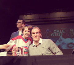 dale weise #22 (jjoneshawkins) Tags: celebrity hockey nhl hero athlete canadiens celebrite idole daleweise